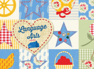 Little House on the Prairie inspired Quilt-Themed Printables with educational Language Arts emphasis
