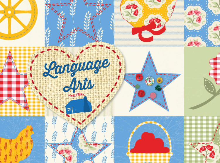 Free Quilt-Themed Language Arts Printables
