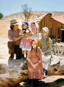 Ingalls Family - Little House on the Prairie TV Show