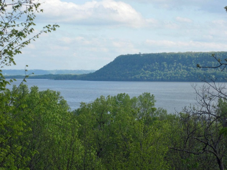 Lake Pepin where Laura Ingalls Lived