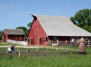 Little House on the Prairie Historic Sites and Locations - where Laura Ingalls Wilder walked