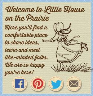 Welcome to Little House on the Prairie