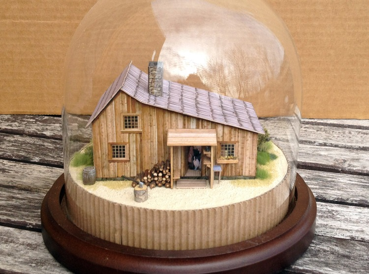 Interview with Eric Caron - Little House on the Prairie Model Maker