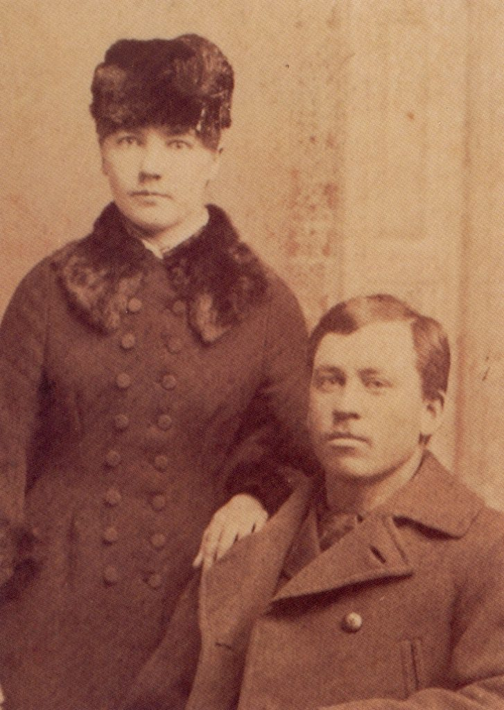 Laura & Almanzo Wilder - Winter 1885-1886