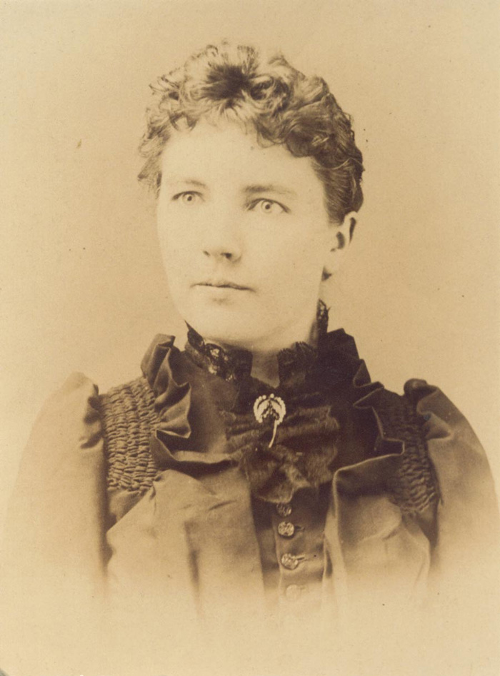 Laura Ingalls Wilder - De Smet, SD; Courtesy of John Bass