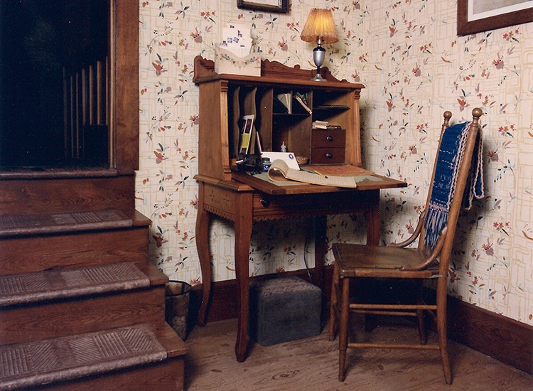 Laura Ingalls Wilder Desk