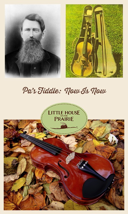Pa's Fiddle: Now Is Now