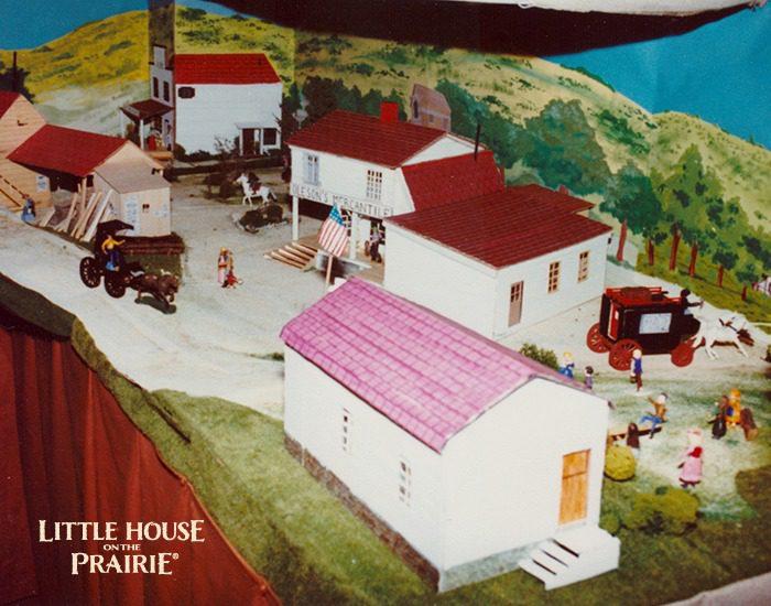 Interview De Eric Caron Maquettiste De La Petite Maison Dans La Prairie