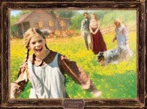 Little House on the Prairie Mini Series by Disney