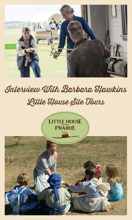 Interview With Barbara Hawkins - Little House Site Tours Profile