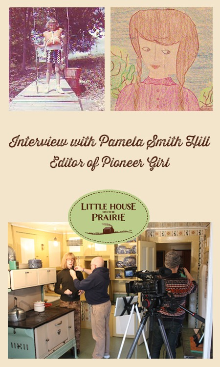Pioneer Girl Author Speaks Out - Interview with Pamela Smith Hill!