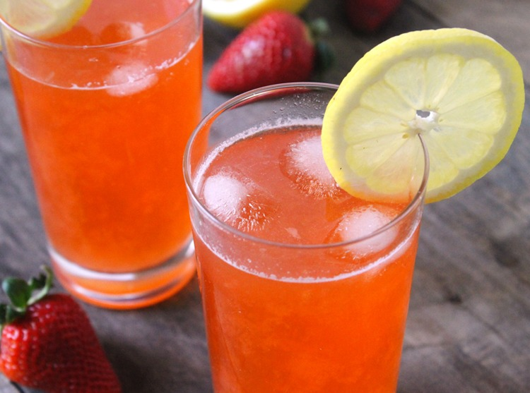 Little House on the Prairie Lemonade Recipe (With Strawberry Lemonade Variation)