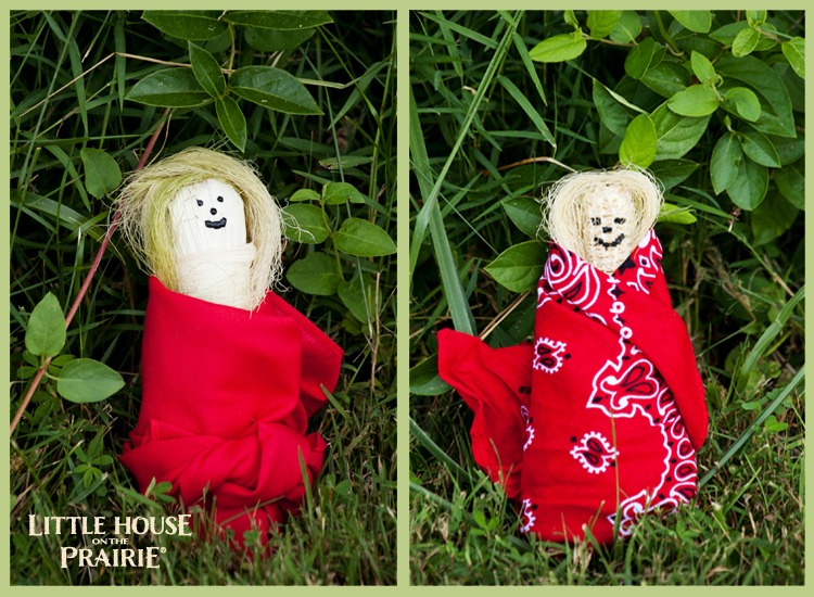 Make Your Own Corn Cob Dolls from Heirloom Corn