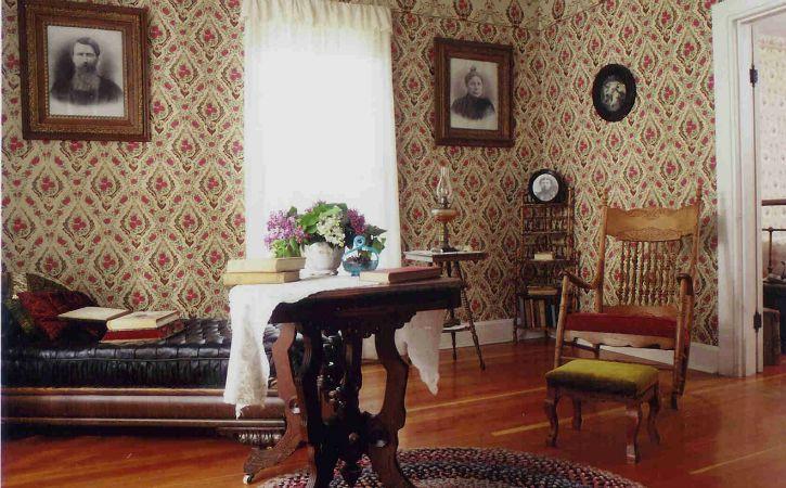 Inside the Surveyer's House