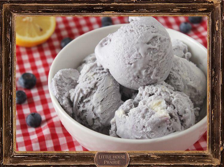 Old-Fashioned Farmer Boy Ice Cream Recipe