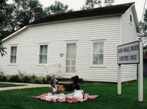 Profile about Laura Ingalls Wilder Historic Homes Featured