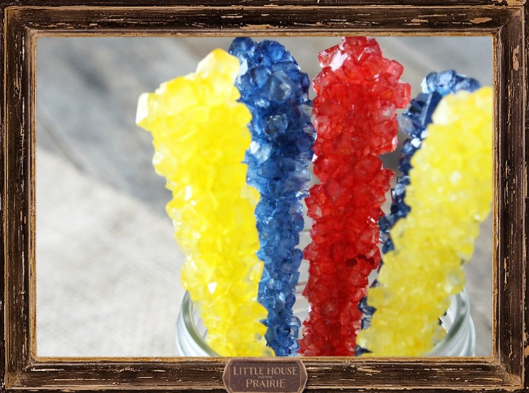 Make Your Own Old-Fashioned Rock Candy Recipe
