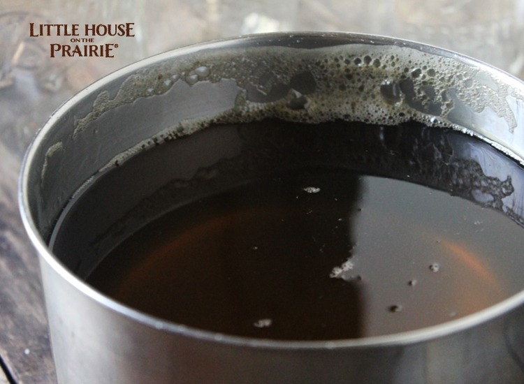 Rock Candy Failure - Reboil the sugar mixture and try, try again!
