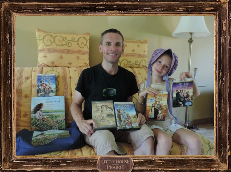 Little House on the Prairie Prize Package Winners