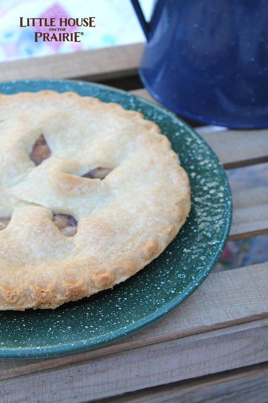 Little House on the Prairie Apple Pie
