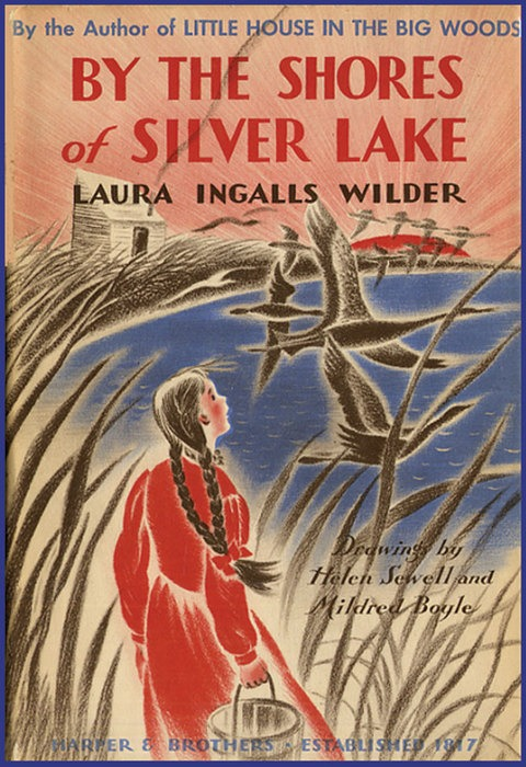 By the Shores of Silver Lake dust jacket