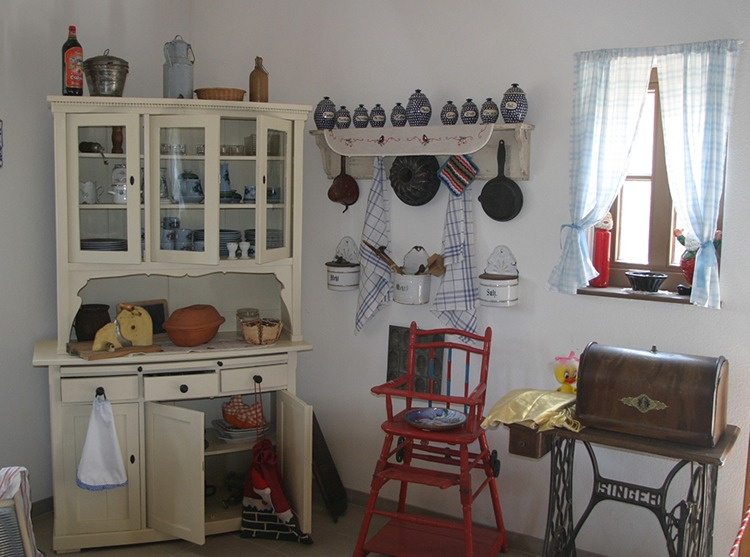 In the Kitchen with Laura Ingalls Wilder