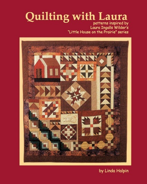 Quilting with Laura by Linda Halpin