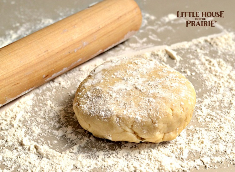 Little House on the Prairie Pie Crust Recipe - Pioneer Recipes