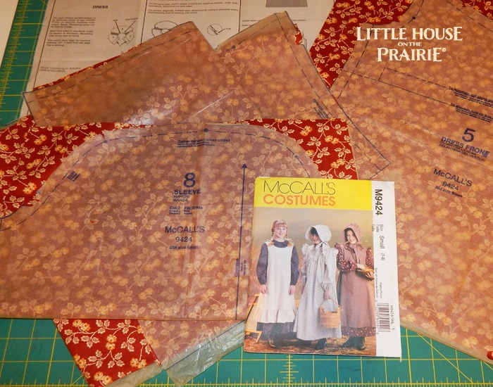 Making Your Own Prairie Dresses with Andover Fabrics Little House on the Prairie® fabric collection