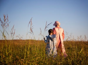 Prairie Dresses and Bonnets for Girls and Adults