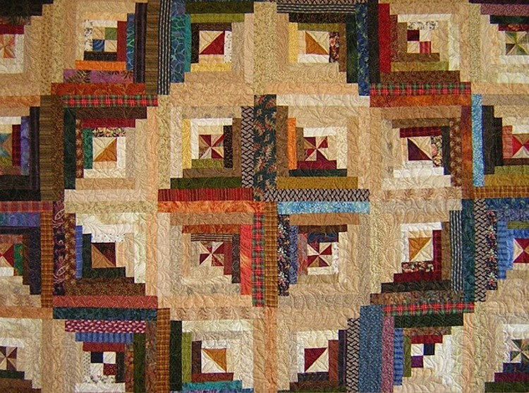 Tips for Quilters inspired by Laura Ingalls Wilder
