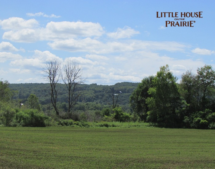 The birthplace of Charles Ingalls in Cuba, NY - Soon a historical marker will be built.