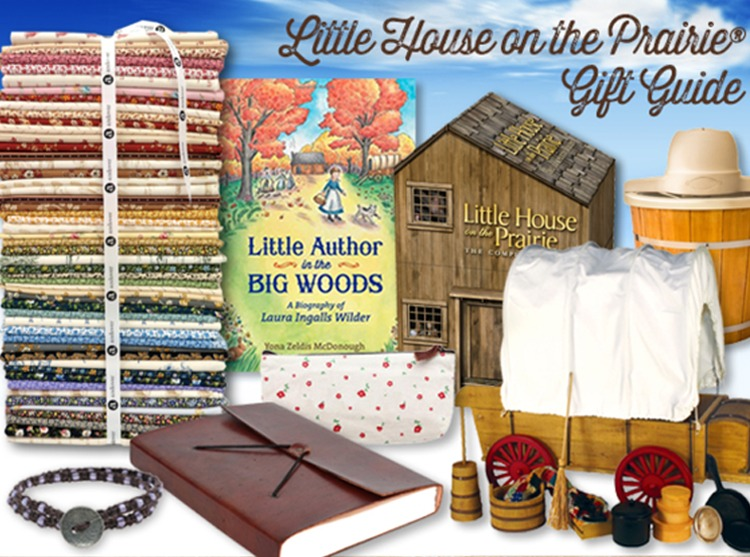 Little House on the Prairie<sup>™</sup> Gift Guides