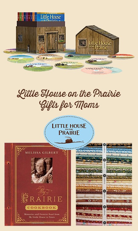 Little House on the Prairie Gifts for Moms