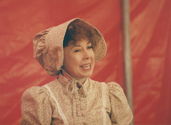 Laura Ingalls Wilder - One-Woman Show by Judith Helton