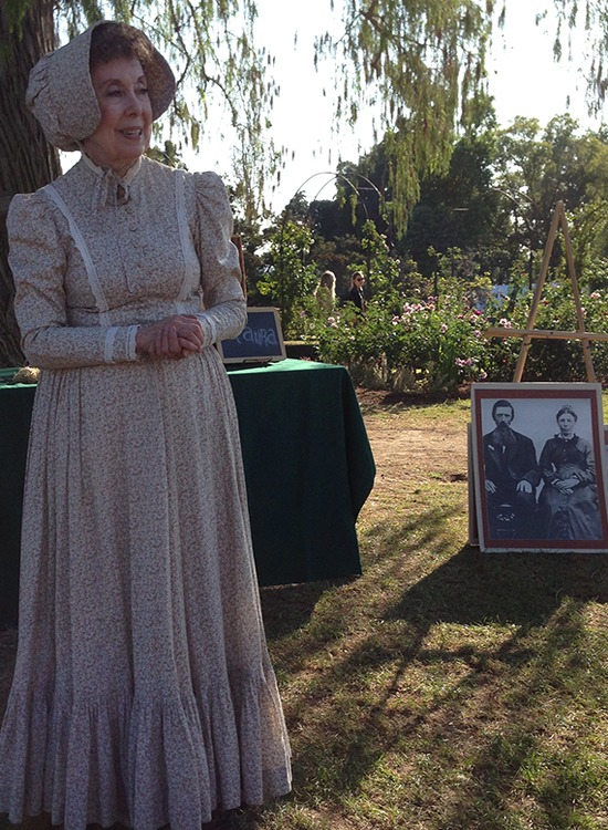 Laura Ingalls Wilder Show by Judith Helton - A fabulous stand up show.