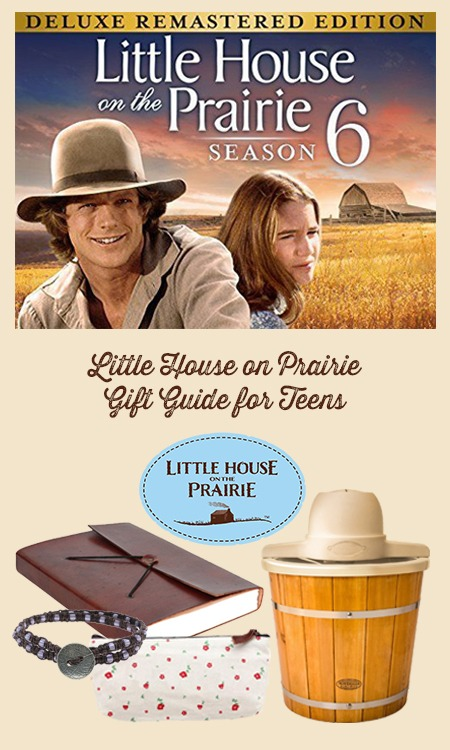 Little House on Prairie Gift Guide for Teens
