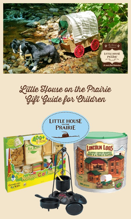 Little House on the Prairie Gift Guide for Children