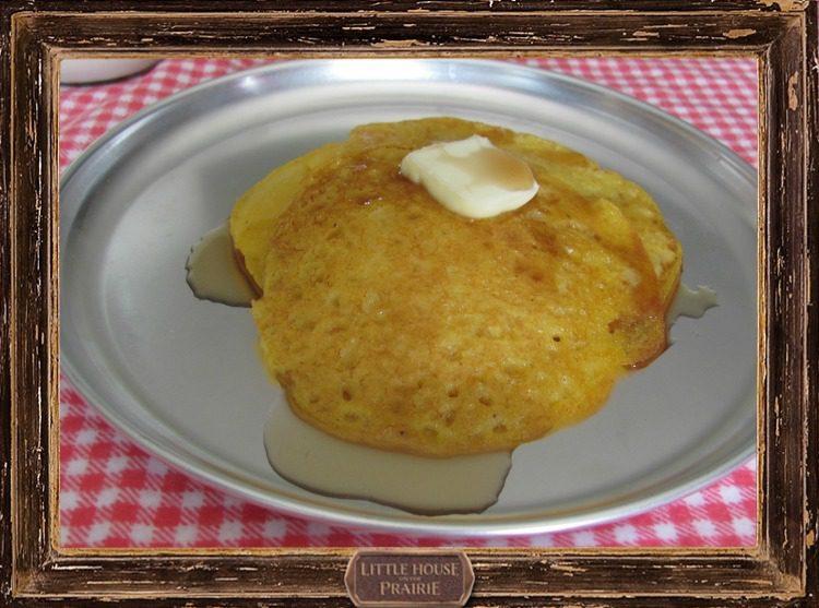 Little House on the Prairie Johnny-Cake Recipe