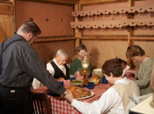 Thanksgiving and Laura Ingalls Wilder
