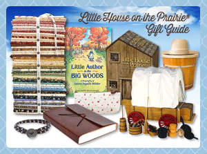 Little House on the Prairie inspired Gift Guide