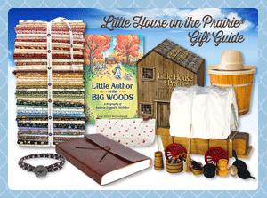Little House on the Prairie inspired Gift Guide