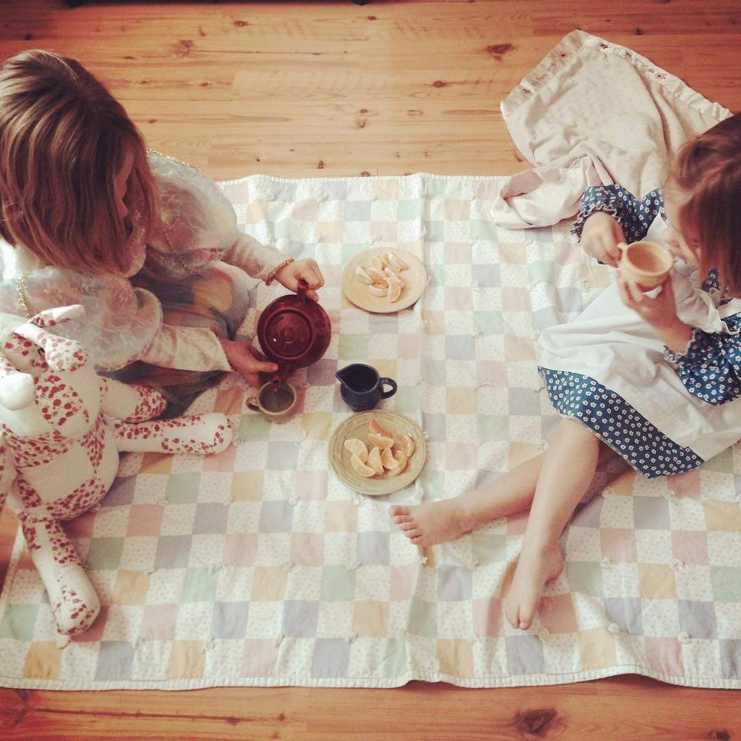 These girls know how to create their own #LittleHouseMoment! How will YOU create a #LittleHouseMoment in your life? We'd love to have you share it with us.