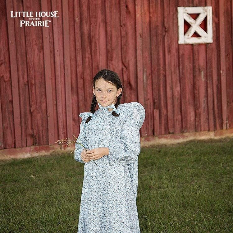 Little House on the Prairie Photo Shoot