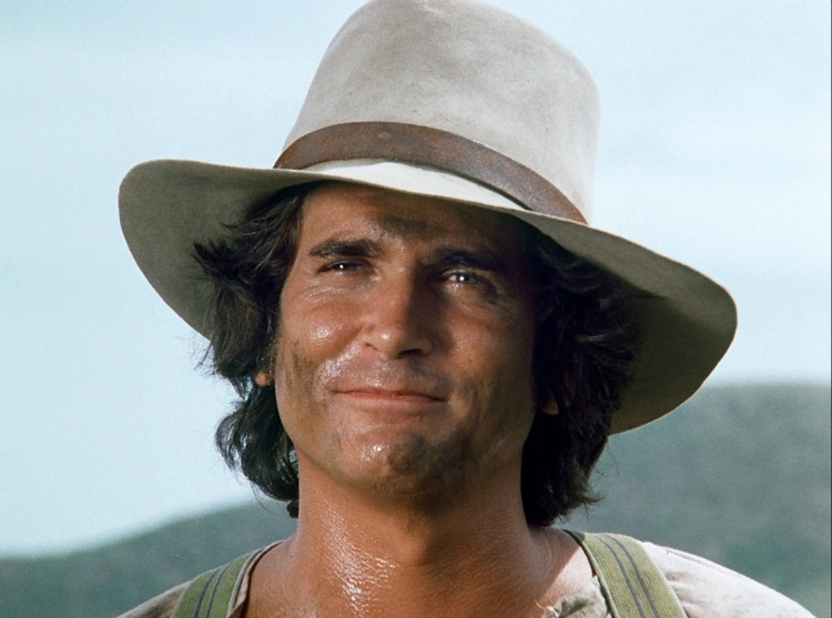 About Michael Landon for the Slider