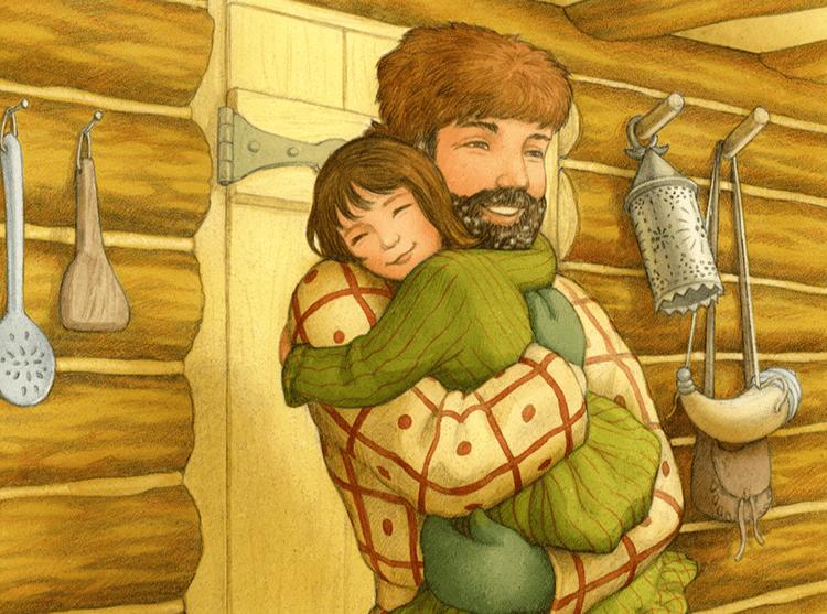 Illustrating Little House