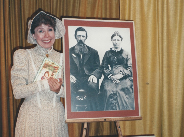 Interview with Judith Helton - Laura Ingalls Wilder Performer