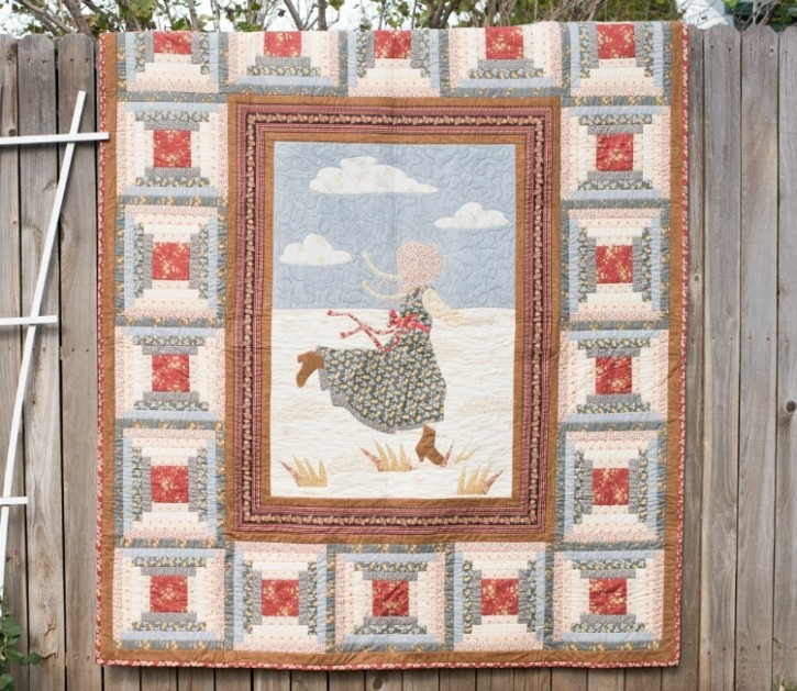 Prairie Life Quilt Pattern - Little House on the Prairie Quilt