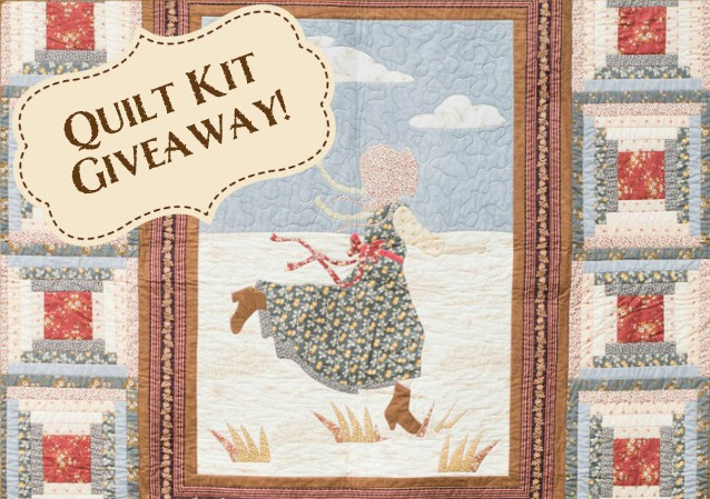 Prairie Life Quilt Kit Giveaway (CLOSED)