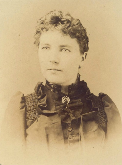 Laura Ingalls Wilder in De Smet, SD
